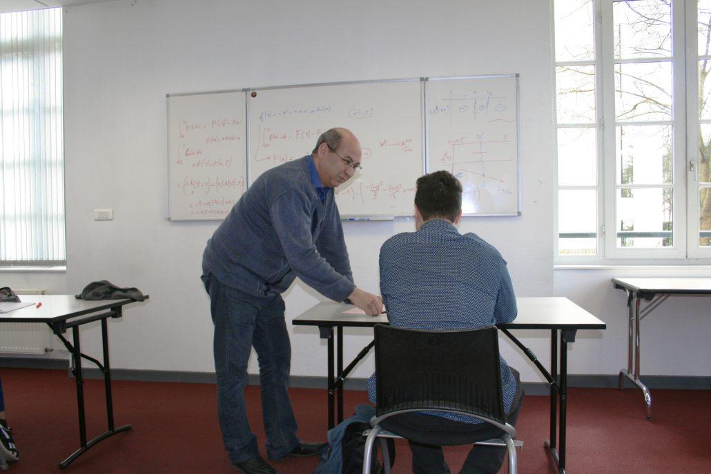 Carre Maths : écoute, empathie et patience