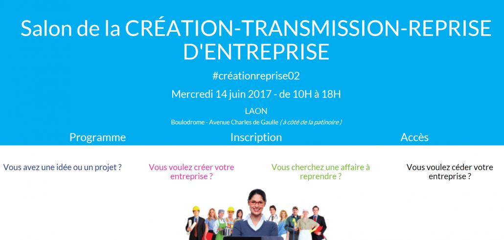 Salon de la cr ation reprise d 39 entreprise grandsoissons conomie - Salon creation d entreprise ...